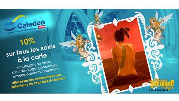 Publicité pour Caleden n°2