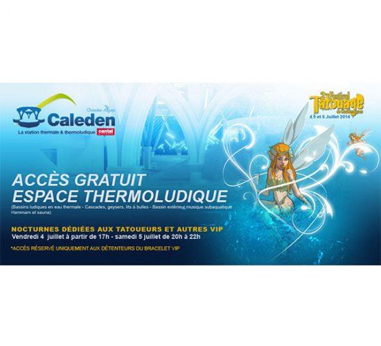 Publicité pour Caleden n°3